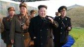 Kim Jong Un visits air base