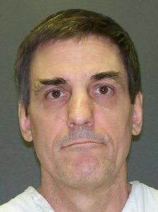 Inmate Scott Panetti is seen in an undated picture release by the Texas Department of Criminal Justice