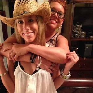Christina & her mom Jonni McElroy