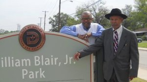 bill blair park