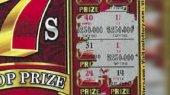 Lottery Ticket Misprint