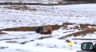 Tennessee photog rescues frozen woman