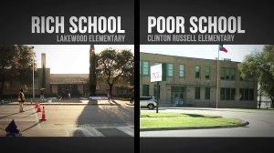 Rich School Poor School