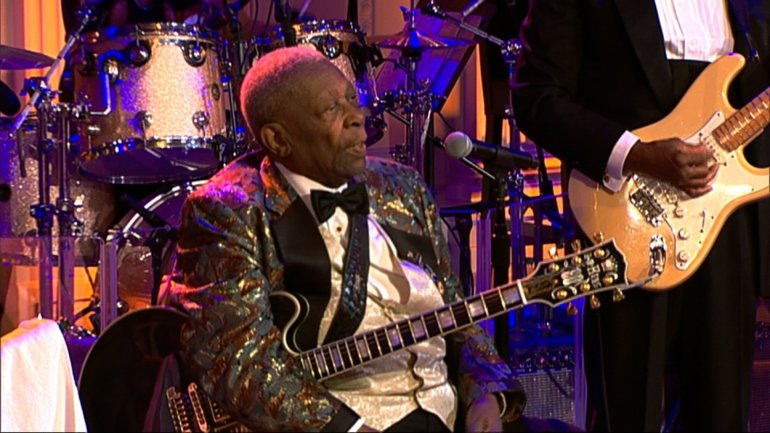 Riley B. King, the legendary guitarist known as B.B. King, whose velvety voice and staccato picking style brought blues from the margins to the mainstream, died Thursday night, May 14, 2015, his daughter said. He was 89. King was admitted to a Las Vegas hospital earlier in May, 2015 after suffering from dehydration, his daughter, Patty King said. His dehydration was caused by Type II diabetes. Photo: B.B. King performs at The White House on February 22, 2012, for President Barack Obama and First Lady Michelle Obama during Black History Month.