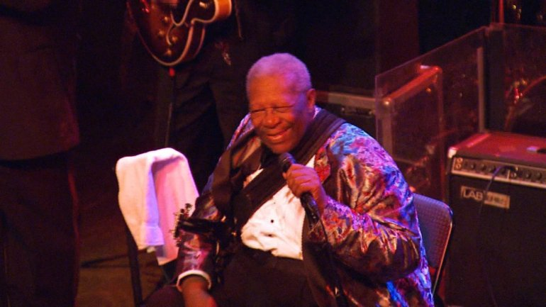 Riley B. King, the legendary guitarist known as B.B. King, whose velvety voice and staccato picking style brought blues from the margins to the mainstream, died Thursday night, May 14, 2015, his daughter said. He was 89. King was admitted to a Las Vegas hospital earlier in May, 2015 after suffering from dehydration, his daughter, Patty King said. His dehydration was caused by Type II diabetes. Photo: B.B. King performs at the House of Blues in New Orleans, Louisiana on October 6, 2014.