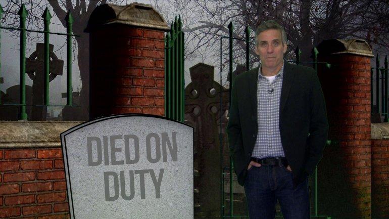 Died on Duty