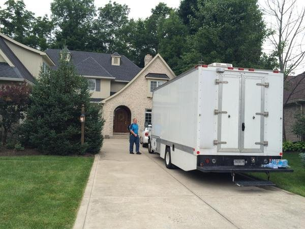 "**Embargo: Indianapolis, IN** Investigators converged on the Zionsville, Indiana, home owned by longtime Subway spokesman Jared Fogle on Tuesday, July 7, 2015, in a probe that authorities have declined to discuss publicly. FBI Special Agent Wendy Osborne said the agency is ""conducting investigative activity in the area,"" but that the nature of the investigation ""can't be discussed at this time."""