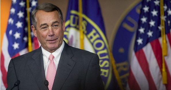 Speaker of the House John Boehner Quits