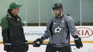 Tyler Seguin will rep the Stars at the All-Star Game this week.