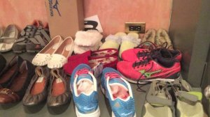 wendy davis pink shoes1