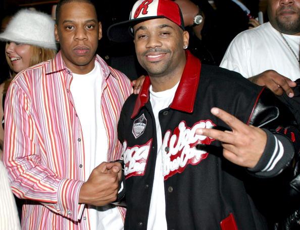 Jay-Z and Damon Dash (Photo by Johnny Nunez/WireImage)
