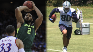 Rico Gathers, the Cowboys sixth round draft pick, hasn't played football since middle school.