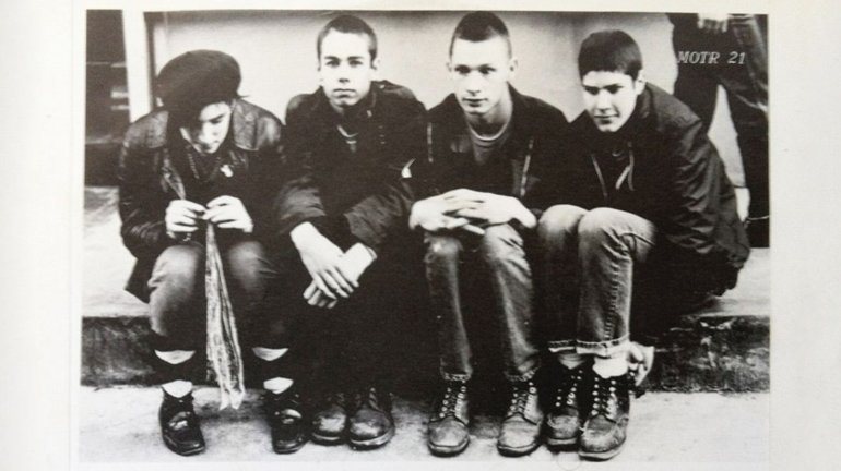 John Berry, the founding member of the Beastie Boys and the person who came up with the groundbreaking hip hop group's name, has died. He was 52. Pictured here are the Beastie Boys' Polly Wog Stew EP from 1982, with John Berry, second right, in the lineup.