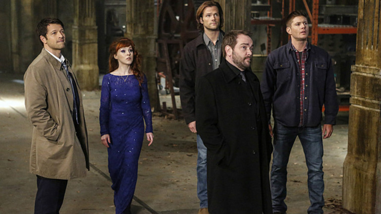 supernatural-sam-dean-castiel-rowena-crowley-we-happy-few