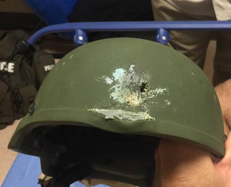orlando cop helmet