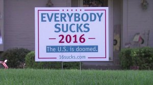 campaign-sign