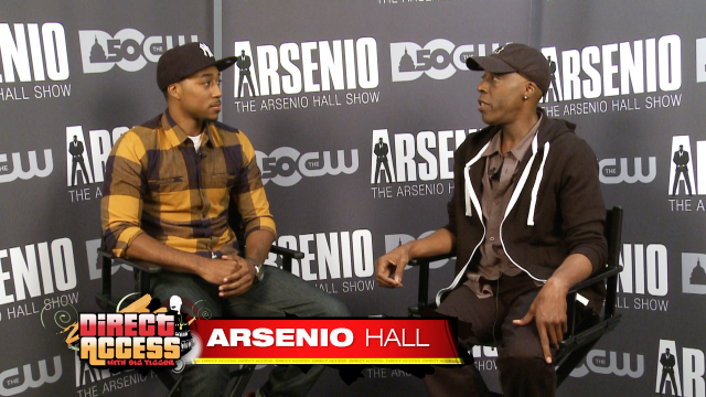 DIRECT ACCESS ARSENIO PREVIEW