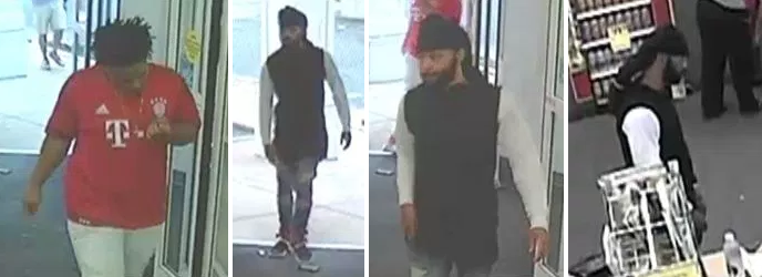 Help Fairfax police find these two men.